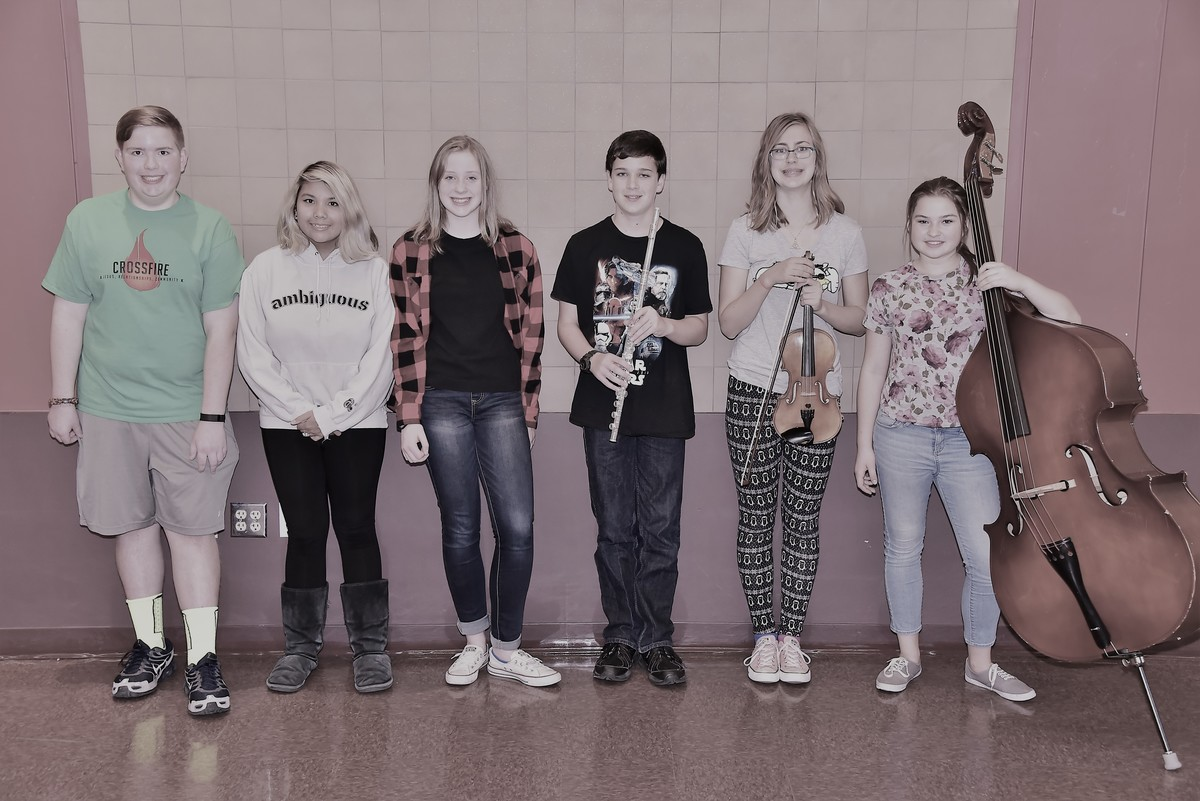 WMEA selects Ellensburg students for All-State Honors Groups