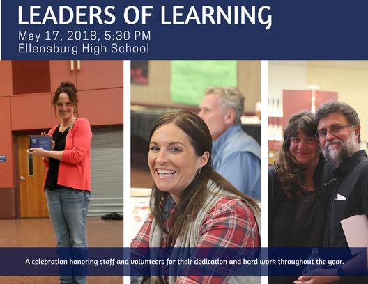 Leaders of Learning - Nominations Open Through April 20, 2018