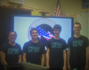 EHS CyberPatriot Team Participates in State Competition